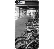Castlemaine Railway Station iPhone Case/Skin