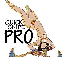 Neith- Quick Snipe Pro! by SquishyBoo