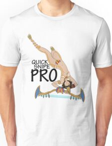 Neith- Quick Snipe Pro! Unisex T-Shirt