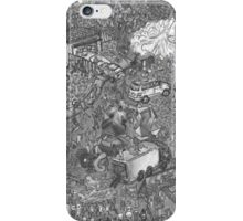 Culdesac iPhone Case/Skin