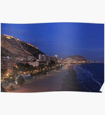 Alicante - Spain Poster