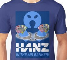 Arrested Banker Unisex T-Shirt