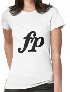 forte pianissimo Womens Fitted T-Shirt