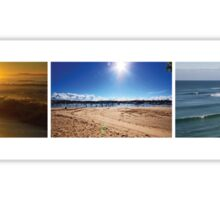 The Iconic Cronulla Beach Sticker