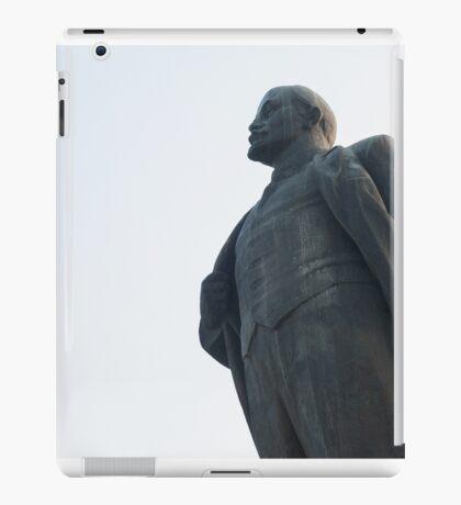 Statue of Lenin Hanoi iPad Case/Skin