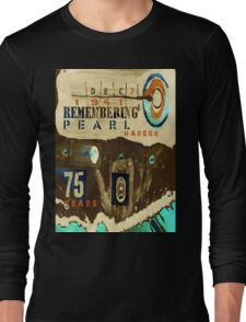 PEARL HARBOR Long Sleeve T-Shirt