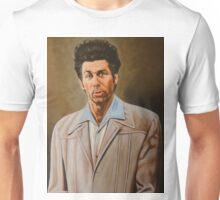Kramer Seinfeld painting Unisex T-Shirt