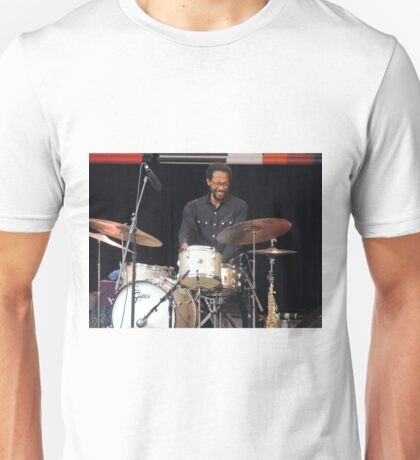 Brian Blade Happy Drummer T-Shirt