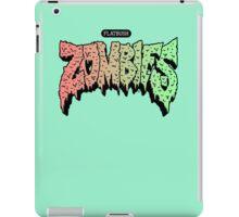 Flatbush Zombies hoodie iPad Case/Skin