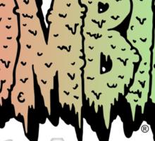 Flatbush Zombies hoodie Sticker