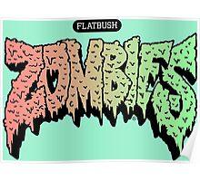 Flatbush Zombies hoodie Poster