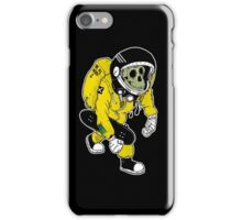 Skate Monkey Space iPhone Case/Skin