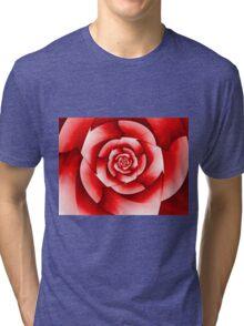 Rosie Red Tri-blend T-Shirt