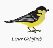 Lesser Goldfinch Kids Clothes