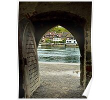 Kloster Archway Poster