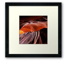 Chamber of Light Framed Print