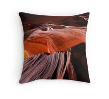 Chamber of Light Throw Pillow
