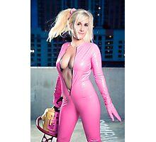 Sexy Rider Juliet Photographic Print