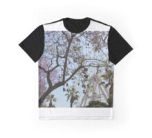 Ferris wheels, flowers and fairy tails... Graphic T-Shirt
