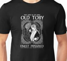 Old Toby's Pipeweed : Inspired by The Lord of the Rings Unisex T-Shirt