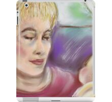 Mother and Baby 2 iPad Case/Skin