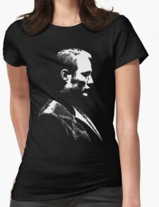 Hannibal Lecter (Mads Mikkelsen) (TV Series) Womens Fitted T-Shirt