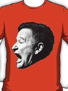 Robin Williams funny scream T-Shirt