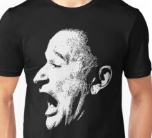 Robin Williams funny scream (BLACK T-SHIRT) Unisex T-Shirt