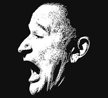 Robin Williams funny scream (BLACK T-SHIRT) Unisex T-Shirt