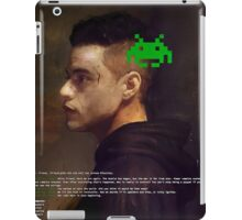Elliot Mr Robot iPad Case/Skin
