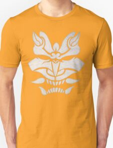 White Oni Unisex T-Shirt