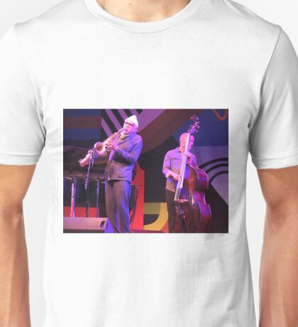 Charles Lloyd Saxin' It Up Old School Style T-Shirt