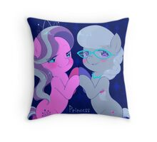 Spoiled Princess Throw Pillow