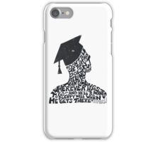 There Is No Limit iPhone Case/Skin