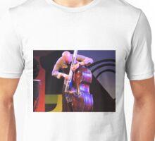 Charles Lloyd's Colorful Bass Player  Unisex T-Shirt