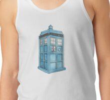 TARDIS  Tank Top