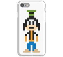 Goofy 8-Bit iPhone Case/Skin