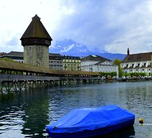 Lucerne Tranquility by Charmiene Maxwell-batten