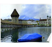 Lucerne Tranquility Poster