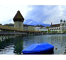 Lucerne Tranquility Photographic Print
