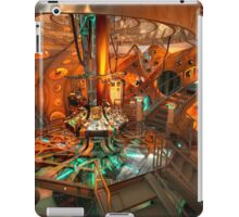Inside the Tardis iPad Case/Skin