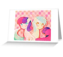 sweets flavor Greeting Card