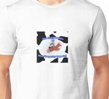 A-MOO-lia Earhart! (Moogooley Oogooley is at it again!) Unisex T-Shirt
