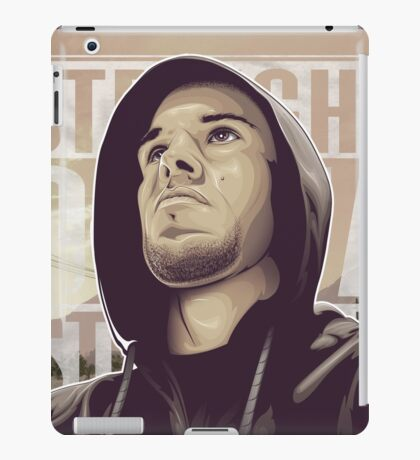 STRAIGHT OUTTA STOCKTON iPad Case/Skin