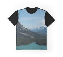 Lake Payto, The Rockies, Canada Graphic T-Shirt
