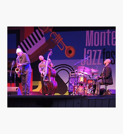 Charles Lloyd's Band Photographic Print
