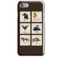 Fantastical Creatures iPhone Case/Skin