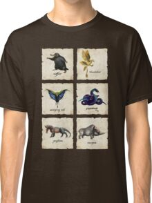 Fantastical Creatures Classic T-Shirt