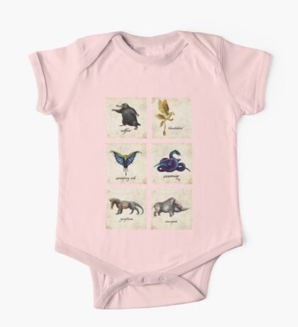 Fantastical Creatures One Piece - Short Sleeve