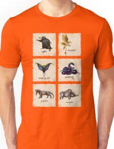 Fantastical Creatures Unisex T-Shirt